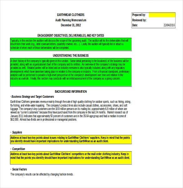 12+ Free Memo Templates Printable Word, Excel & PDF