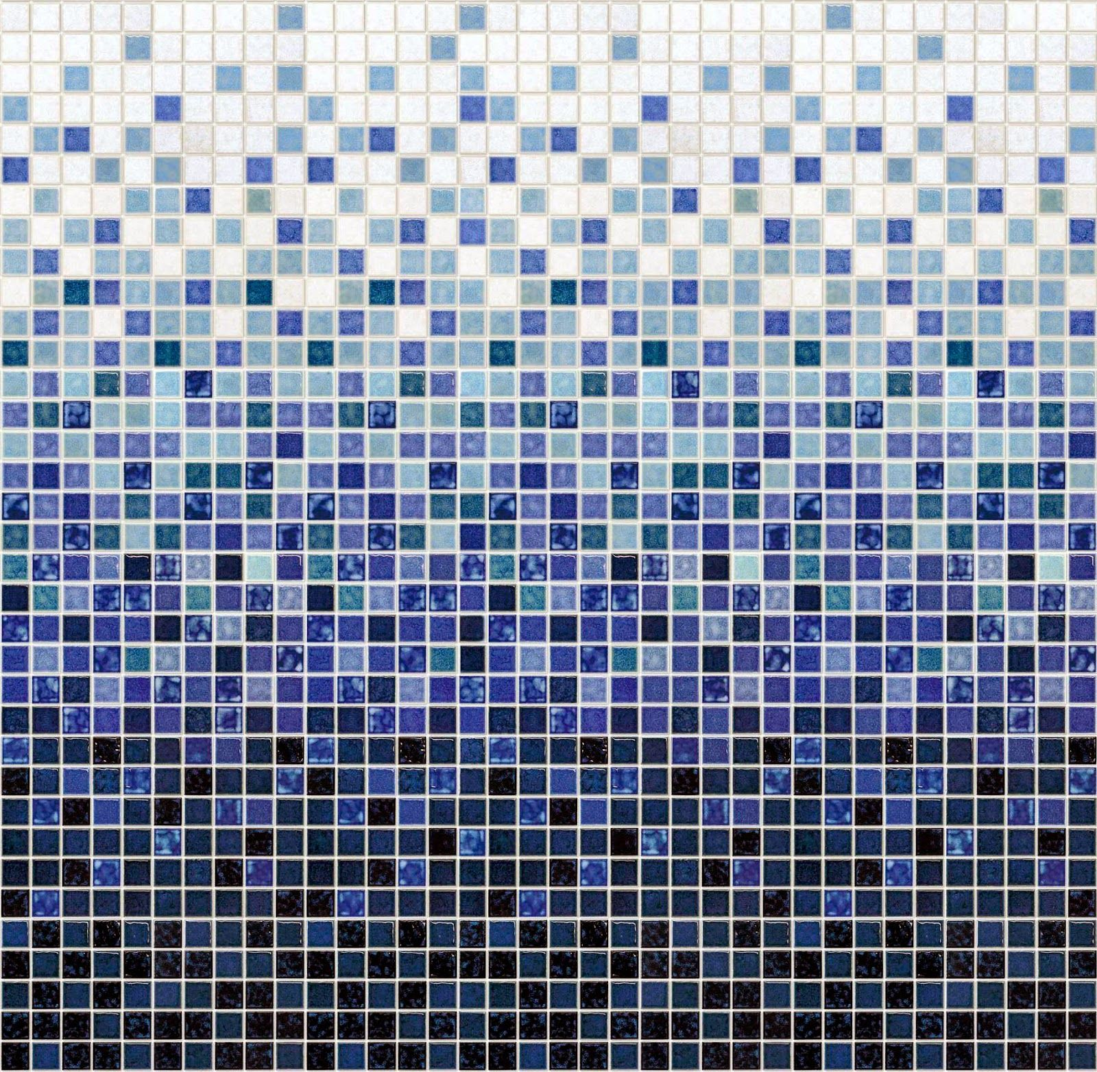 Textured Mosaic Tiles | Tile Design Ideas