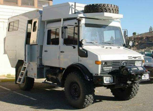 Unimog Camper Unimog Expedition Vehicle Vehicles