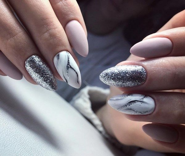 Красивый дизайн ногтей 2020-2021 года, фото, идеи дизайна ...