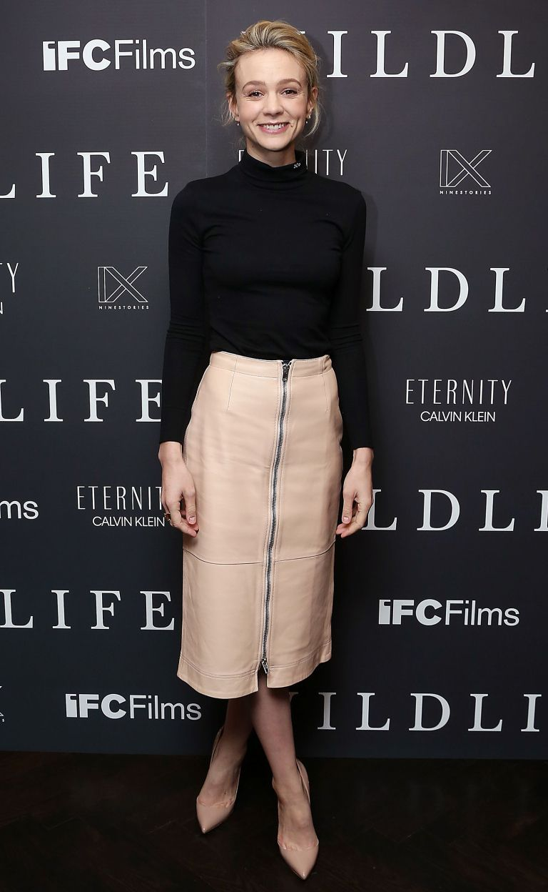 2019 year for girls- Mulligan carey look of the day