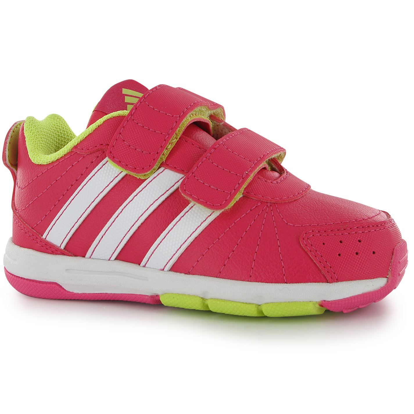 Adidas adidas neo Jogger Rip Trainers Infant Girls Infant Girls 40785121364