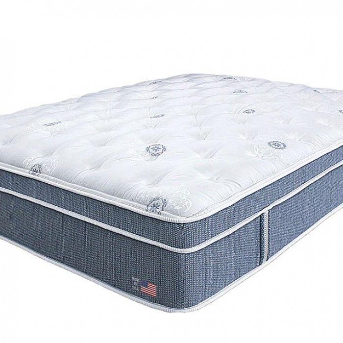 Hydrangea Euro Pillow Top Queen Size Mattress Dm 240q Mdescription