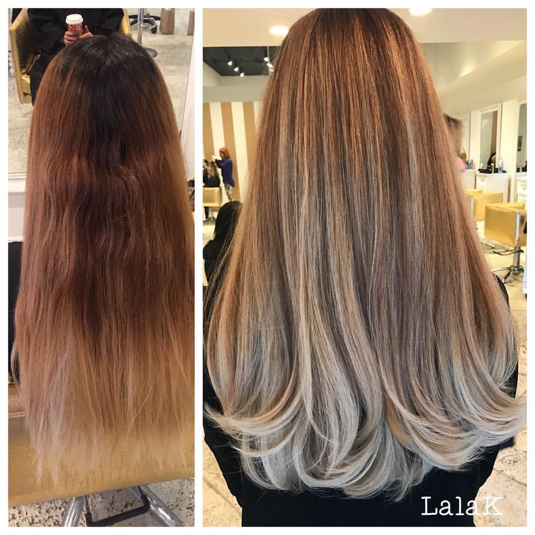 Before|||After #Color & #Cut #Golden #Blonde with #BeigeBlonde   __________________________________________________ #Hudabeauty #Pravana #Behindthechair #Modernsalon #GhalichiGlam #StyleArtists #DressYourFace #Laurag_143 #Makegirlz #Wakeupandmakeup #Balayage #Love #Hair #Hairstyle #HairColor #Beautiful #Instagood #HairandNailFashion #Howtodohair  #Girlzart #StyleArtists #Hair_videos #Videosfashions #Hair_artistry  @styleartists @hairstyles #Hairstyles