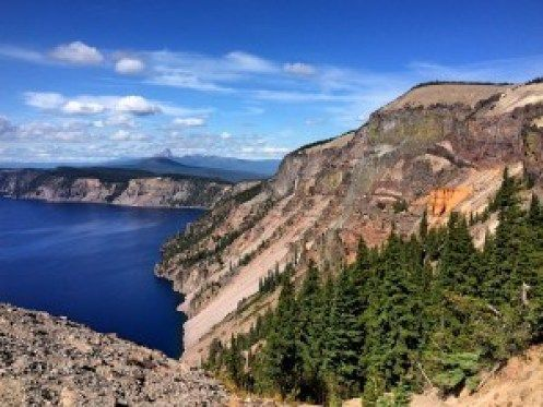 Seven Wonders of Oregon: Crater Lake National Park #craterlakenationalpark Seven Wonders of Oregon: Crater Lake National Park #craterlakenationalpark