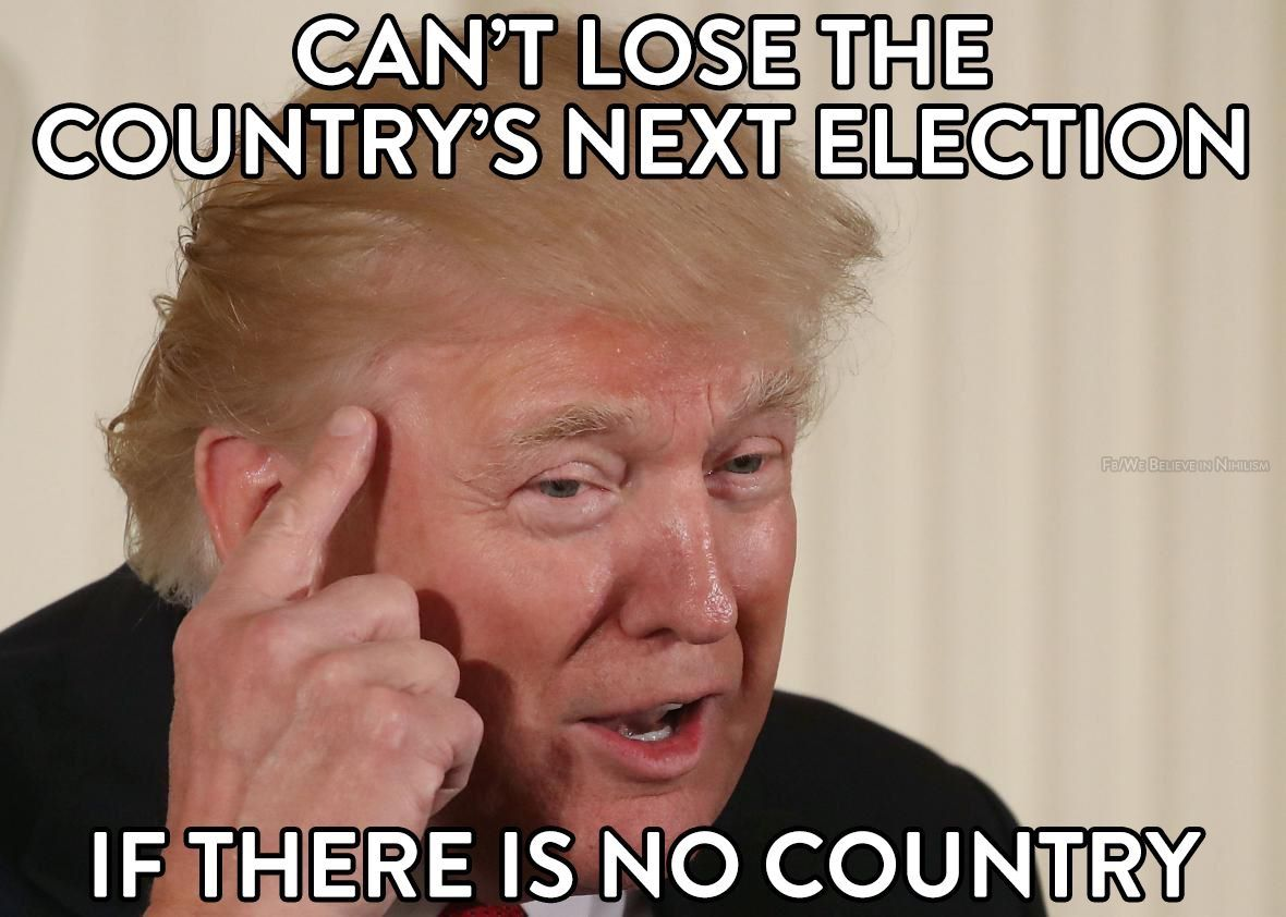 Anthony On Twitter Election Investigations Trump Memes