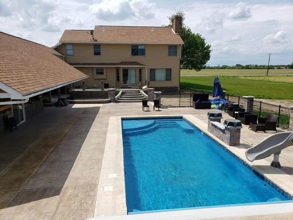 Great Lakes Pool San Juan Pools Pool Photos Pool Houses