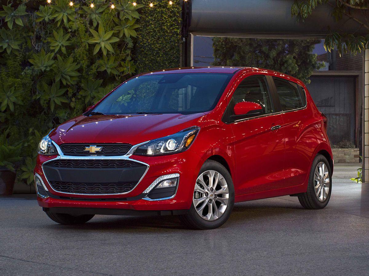 2019 Chevrolet Spark Freshened | KBB.com\'s Latest News | Pinterest ...