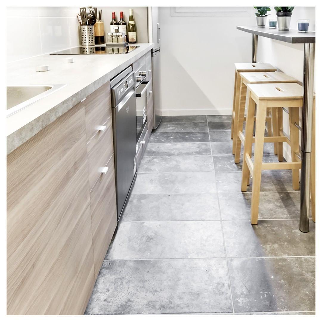 Faire d'une cuisine tout en longueur, un vrai espace de vie, nos ...
