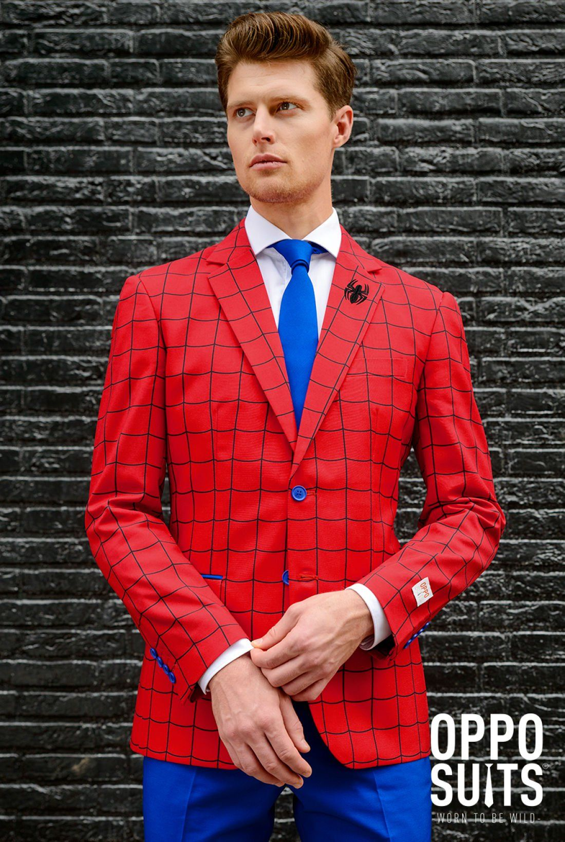 Spiderman Suit  5951fbfff9d