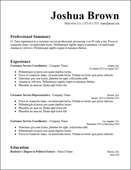 Job Specific Professional Summary Google Docs Resume Template Hirepowers Net Ideias De Escrita Escrita