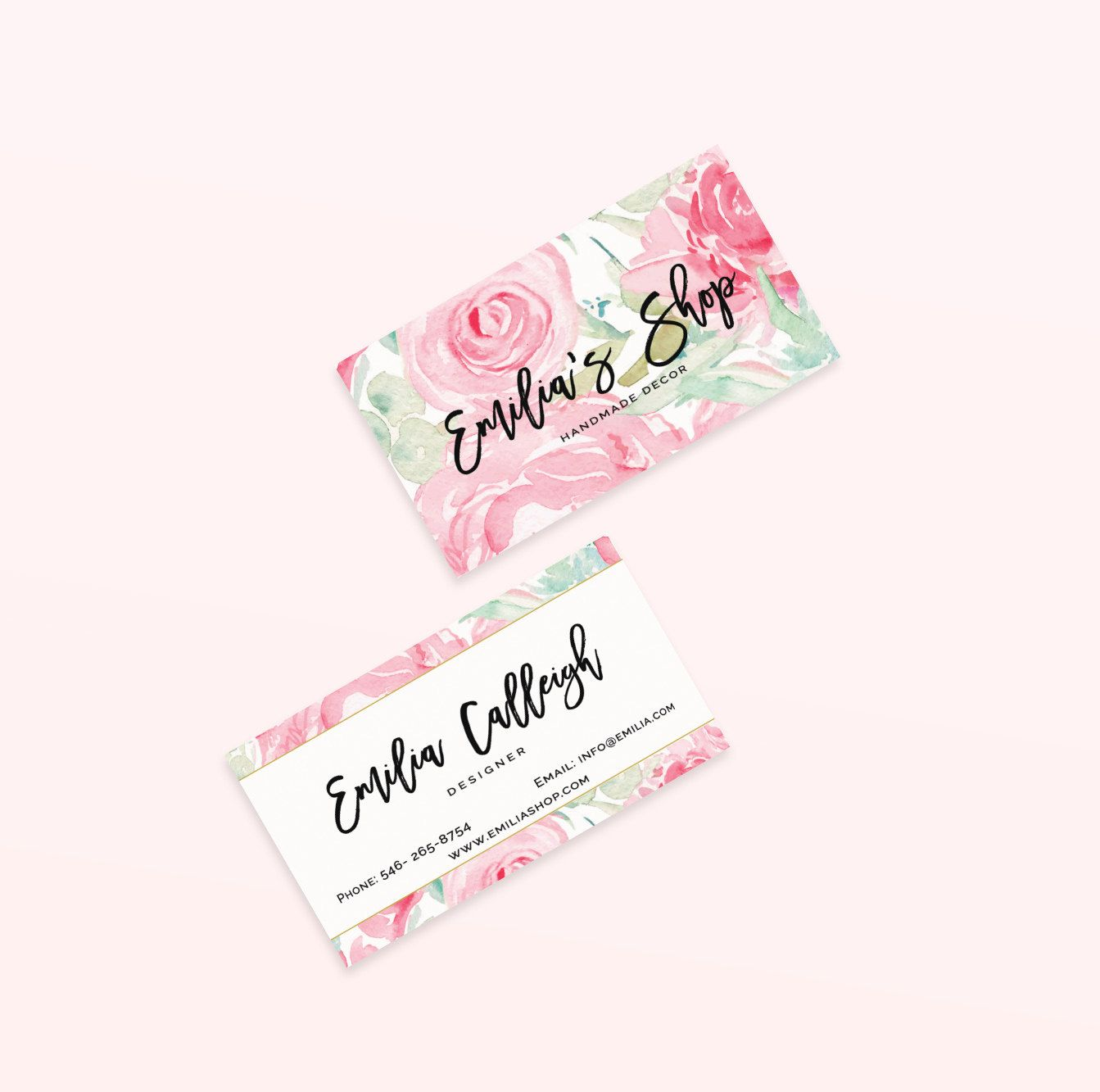 Image result for sample calligraphy business cards | Calligraphy ...