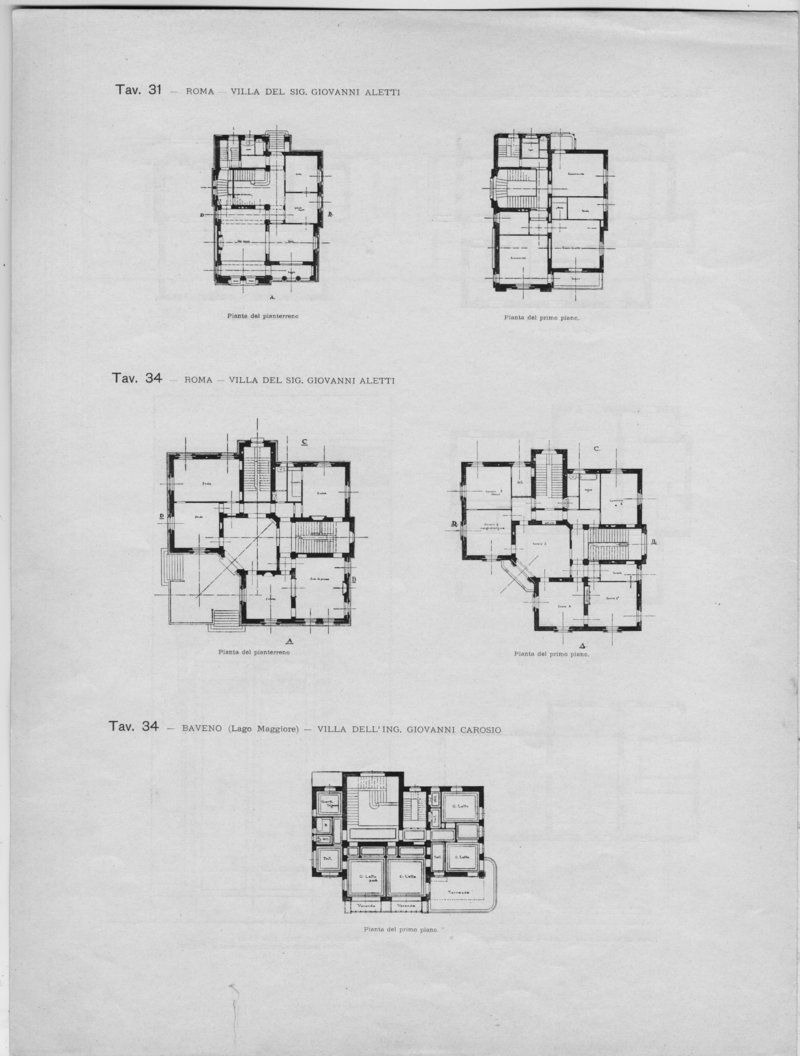 L'architettura di Giuseppe Sommaruga | Sommaruga, Giuseppe