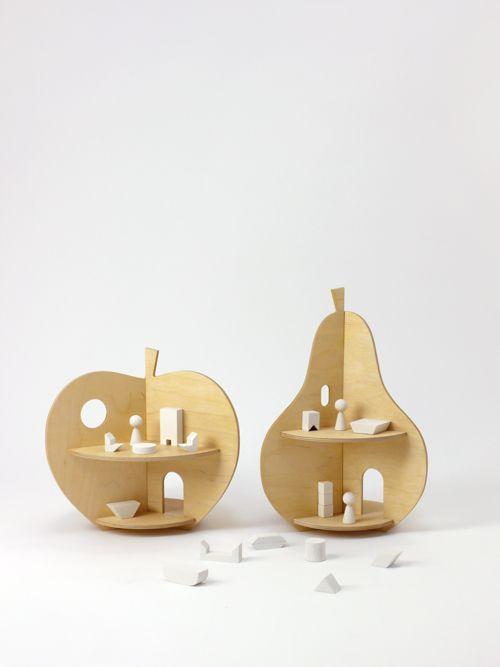 Apple & Pear House - Rock & Pebble / @Sisters Guild