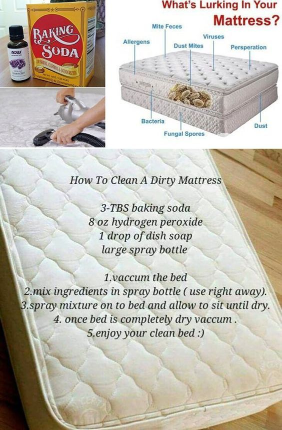 How To Clean Mattress With Baking Soda 99easyrecipes In 2020 Diy Home Cleaning House Cleaning Tips Diy Cleaning Products