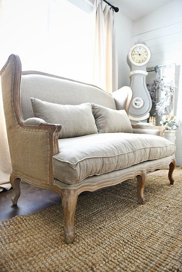 Upstairs Living Room Makeover - New Sofa Sneak Peek | Pinterest ...