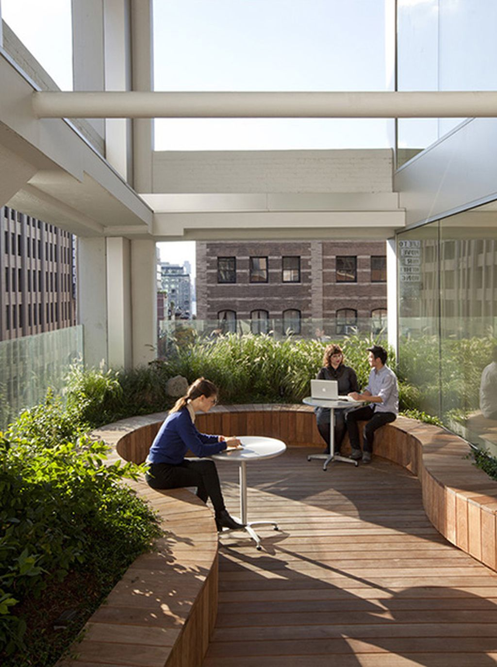99 Cozy and Relaxing Rooftop Terrace Design Ideas You Will