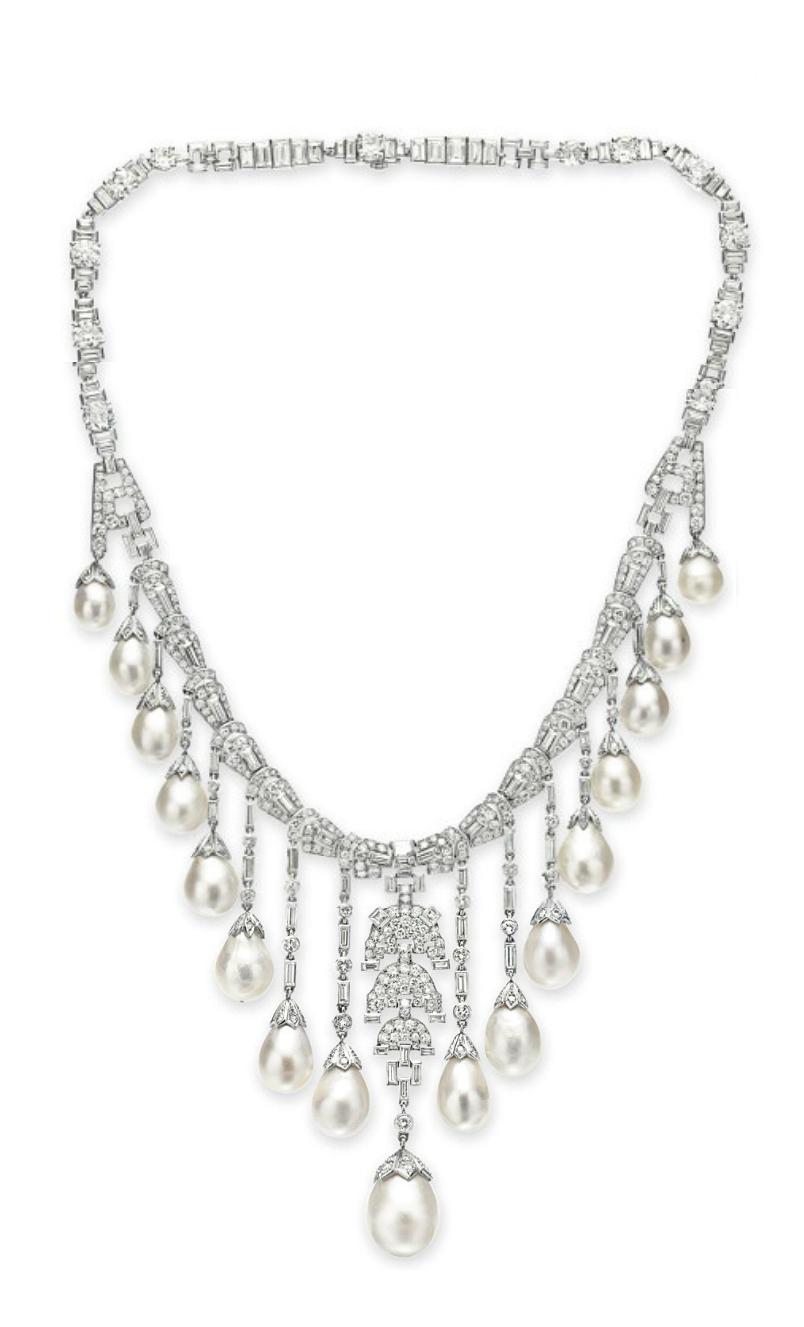 Pearlescense Handmade Necklace