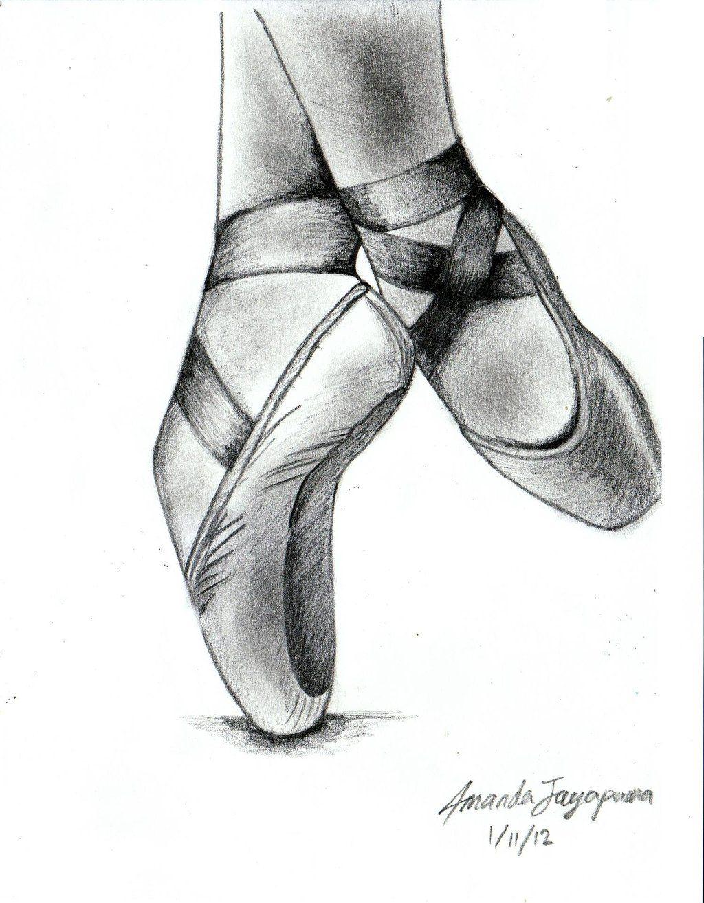 Ballet Shoes by amandajay18.deviantart.com on @deviantART ...