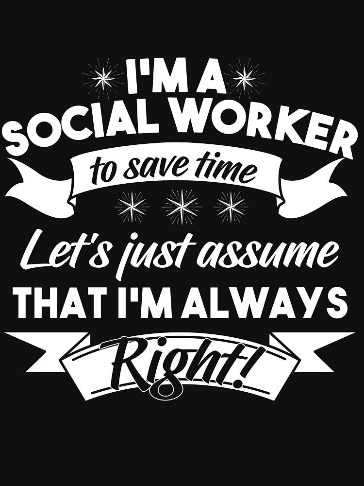social worker gifts funny