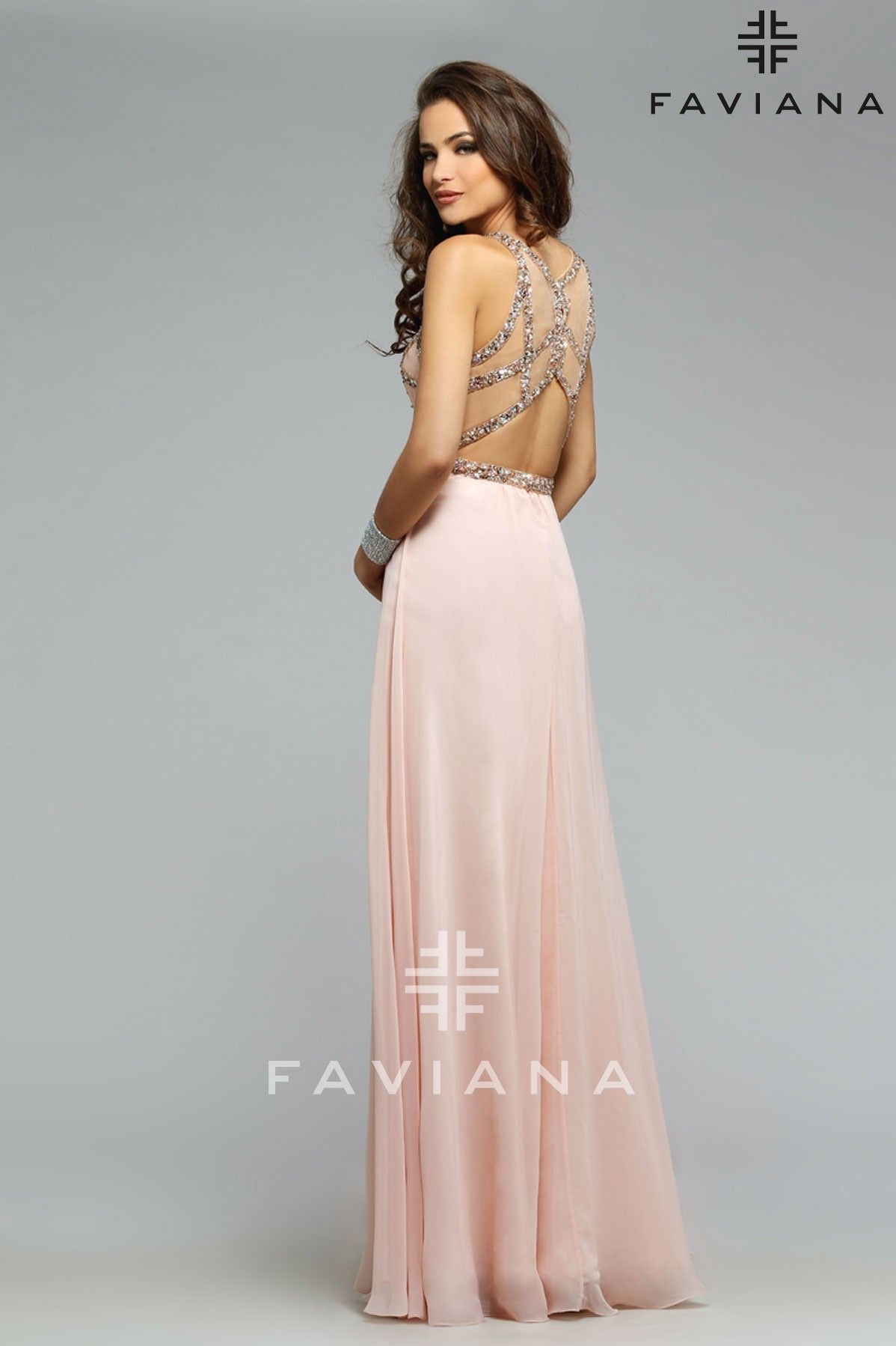 7759 soft peach bead detailing bridesmaid dresses prom ideas 7759 soft peach bead detailing bridesmaid dresses ombrellifo Image collections