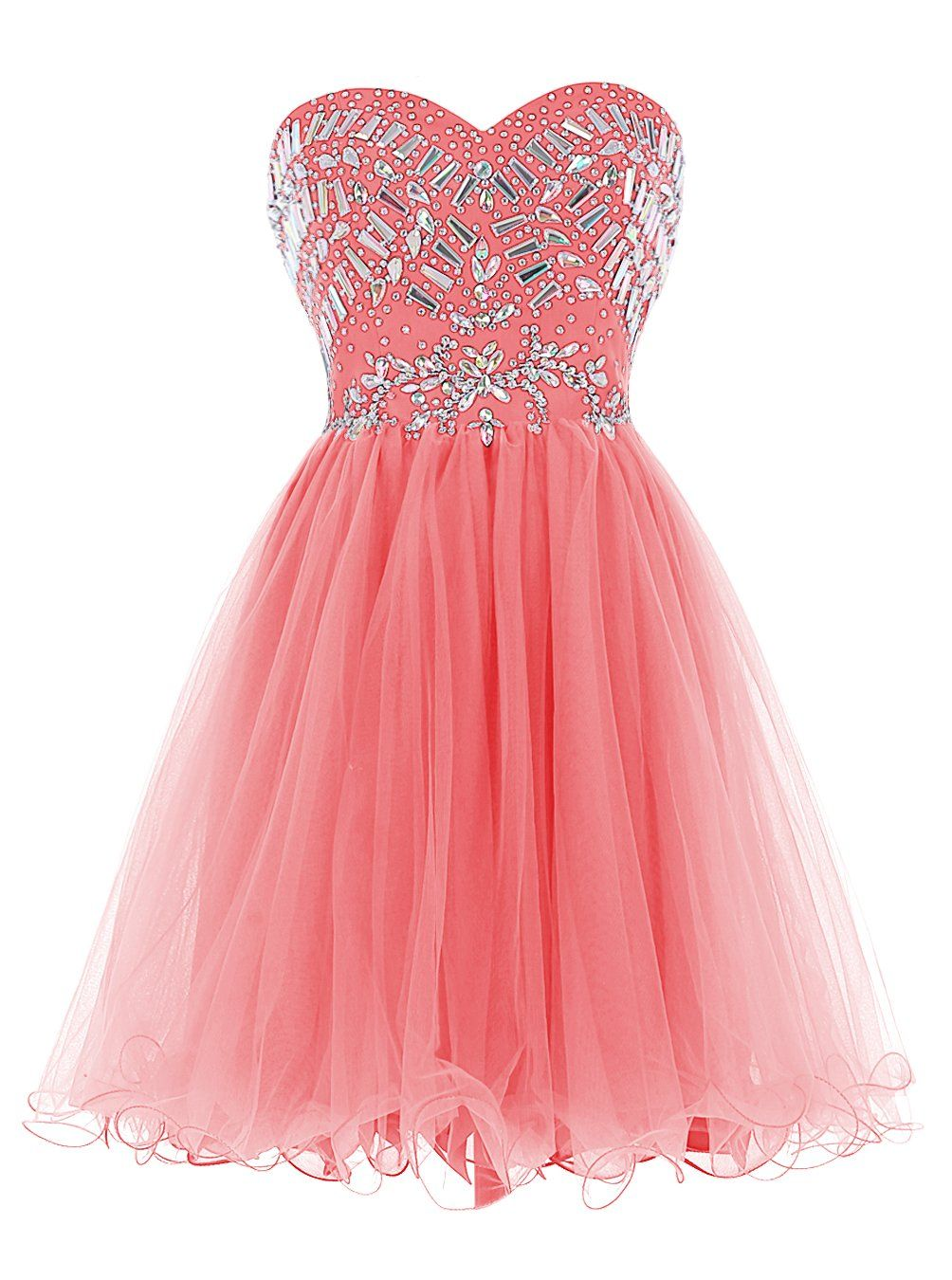 Tideclothes womenus sweetheart homecoming dress short party dress