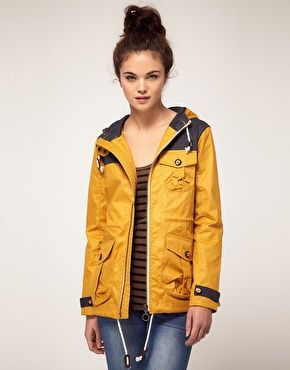 I know I already have a yellow rain jacket, but man, this is so ...