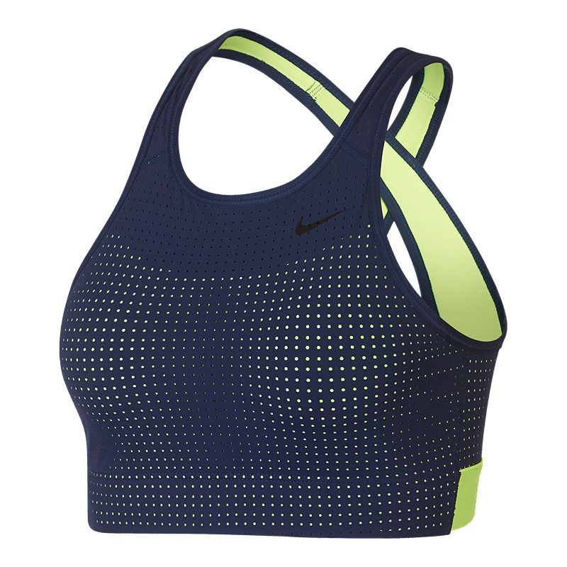 Nike Women's Crossback Mid Sports Bra in 2020 (With images