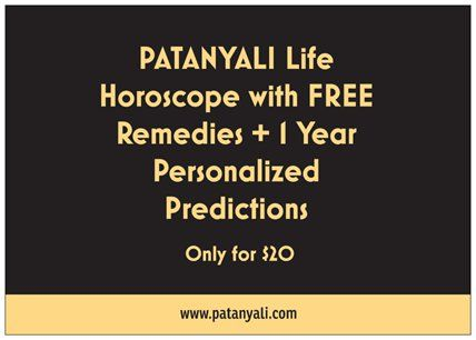 Life Horoscope + 1 Year Predictions