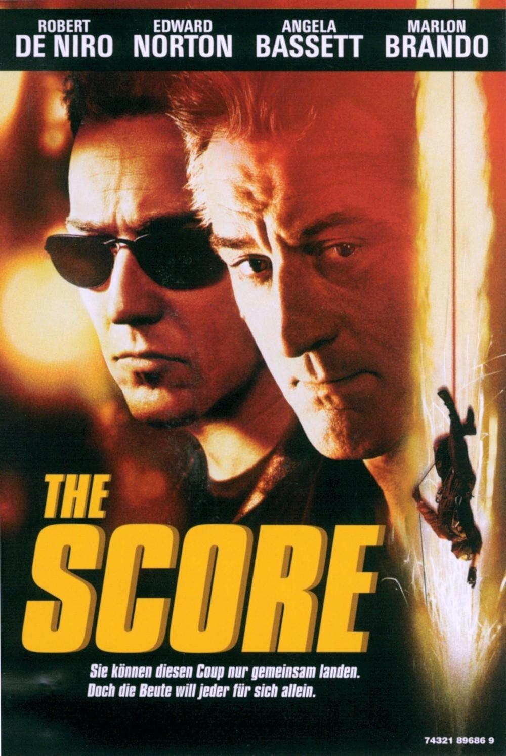 The Score 2001 Películas Completas Peliculas Cine