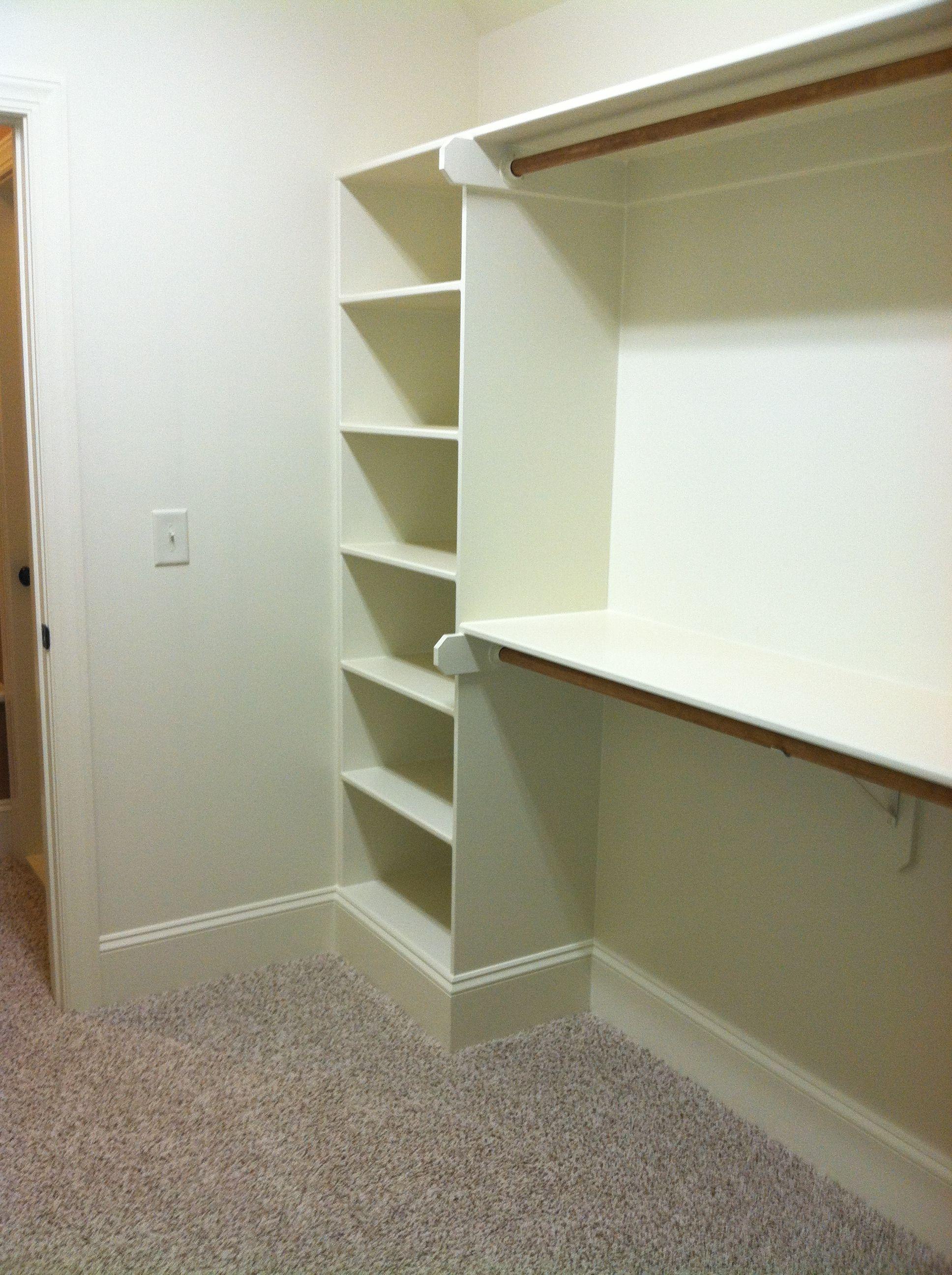 Loft bed organization ideas  nd Master closet nd Floor  Loft bed  Pinterest  Master closet