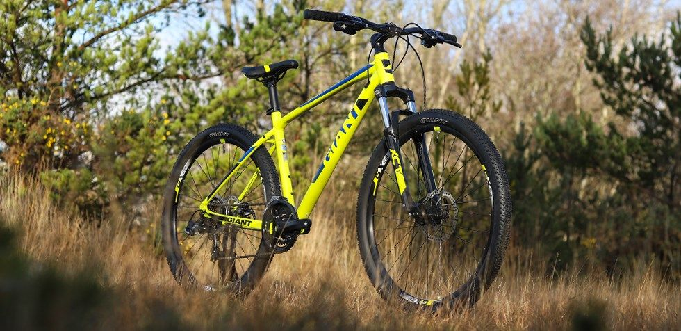 Giant Atx Review Tredz Bikes Mountain Bike Reviews Bike