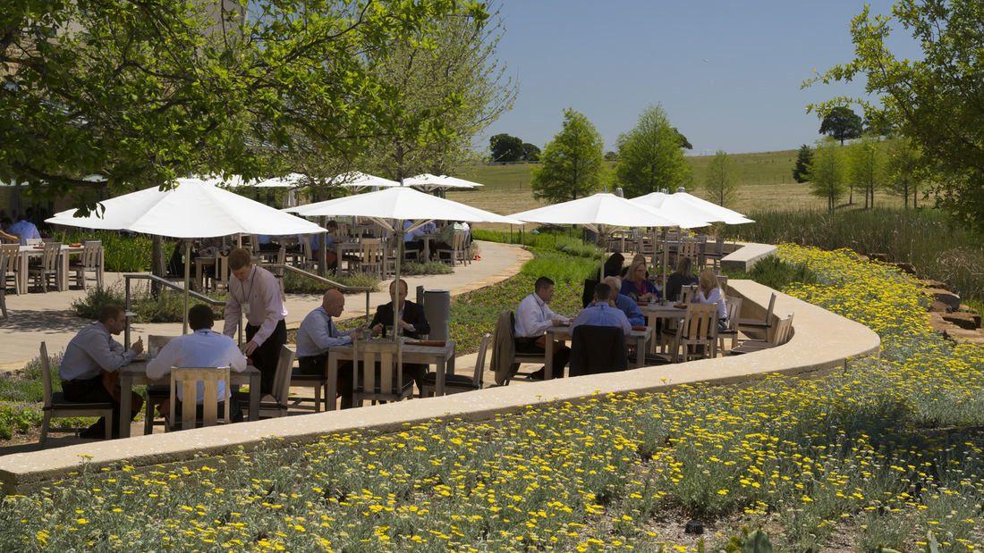 Deloitte University With Images Campus Landscape Deloitte