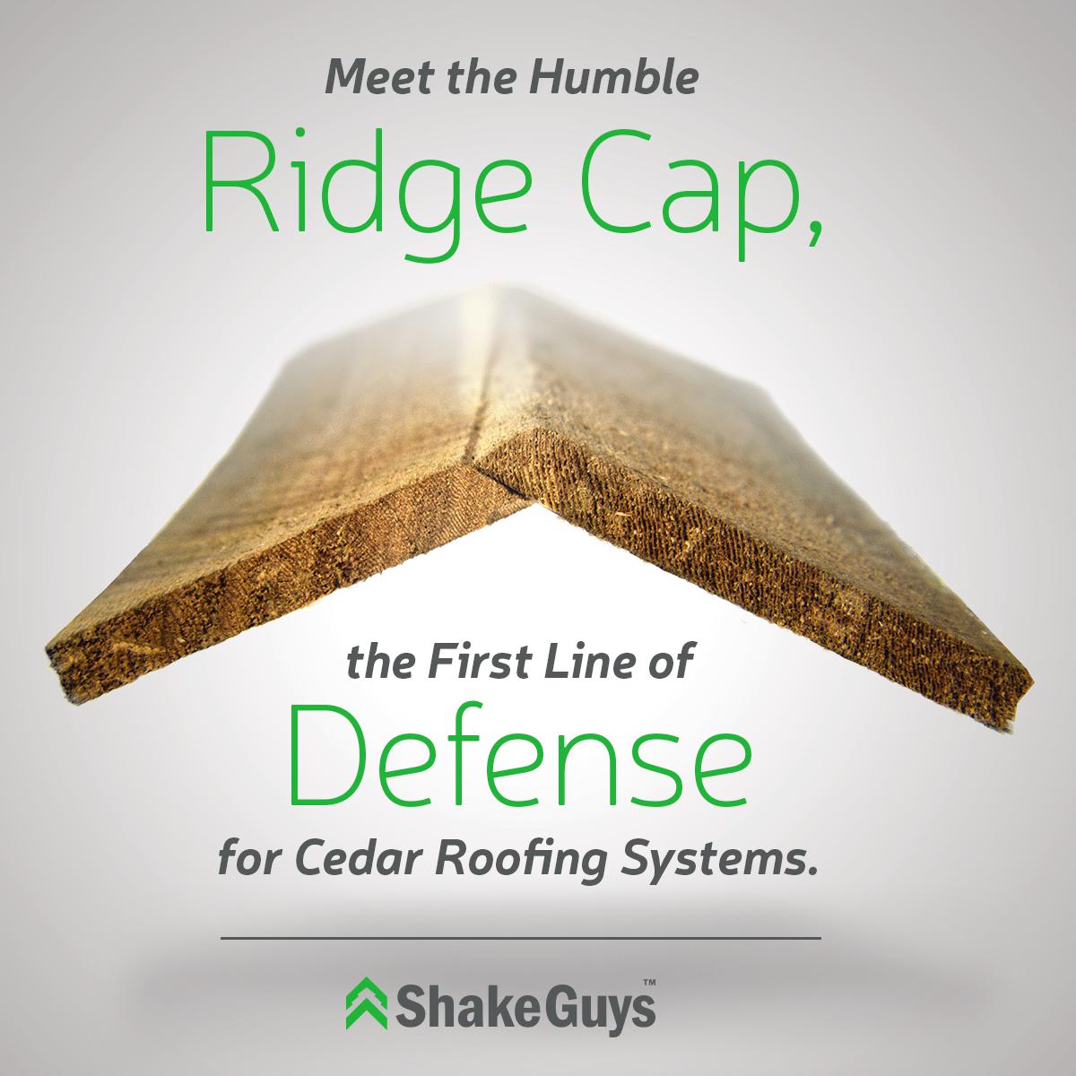 Best Cedar Roof Elements Ridge Caps Cedar Roof Ridge Cap 400 x 300
