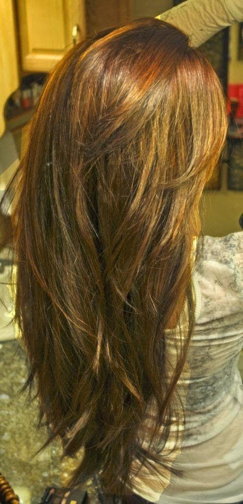 Hair Model Layer Gaya Rambut Panjang Potongan Rambut Panjang
