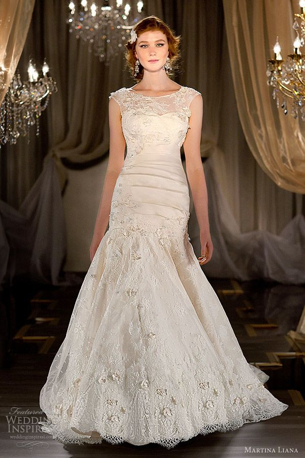 36809983bd martina liana wedding dresses fall 2012 2013 style 414