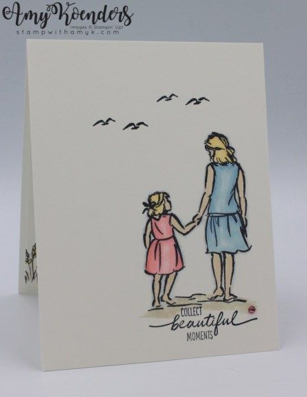 Stampin' Up! Beautiful Moments Sneak Peek Card – Stamp With Amy K