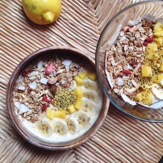 5 smoothie bowls to brighten up your morning | Smoothie