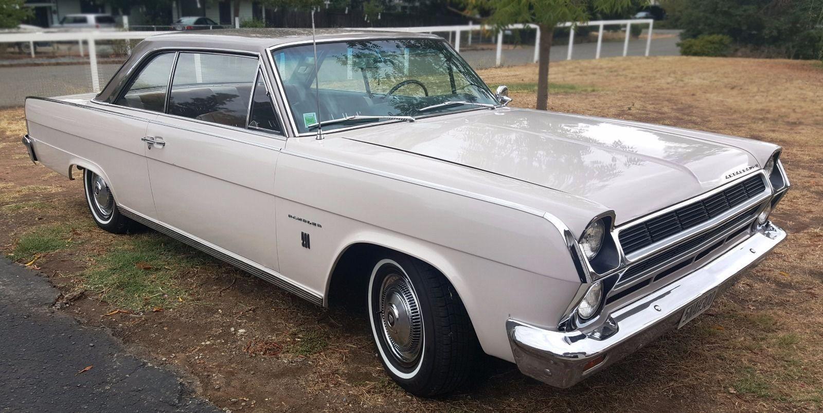 Mr Ambassador 1965 Rambler Ambassador 990 Old Classic Cars