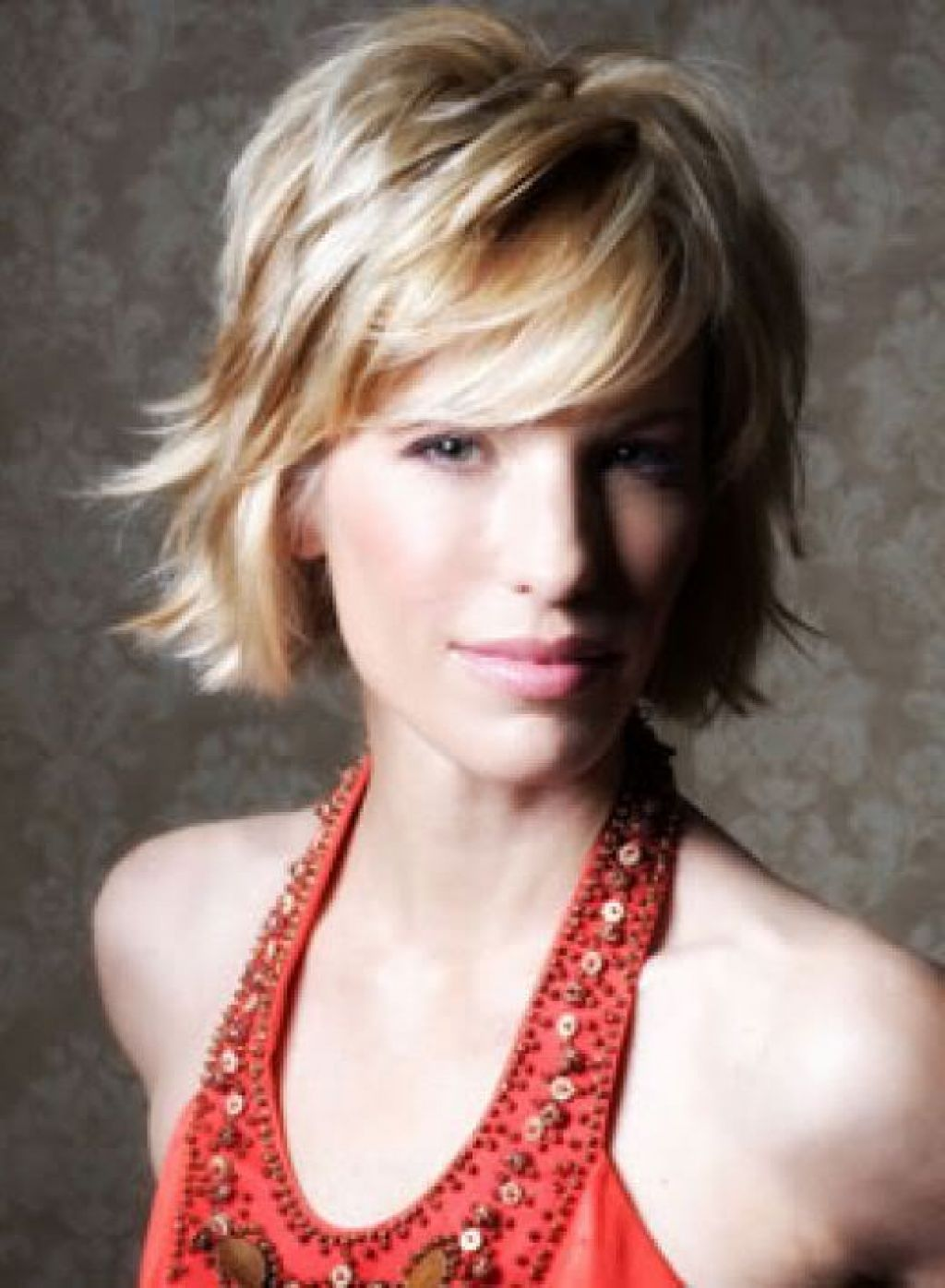 Short Choppy Hairstyles For Thick Hair Hair In 2018 Pinterest