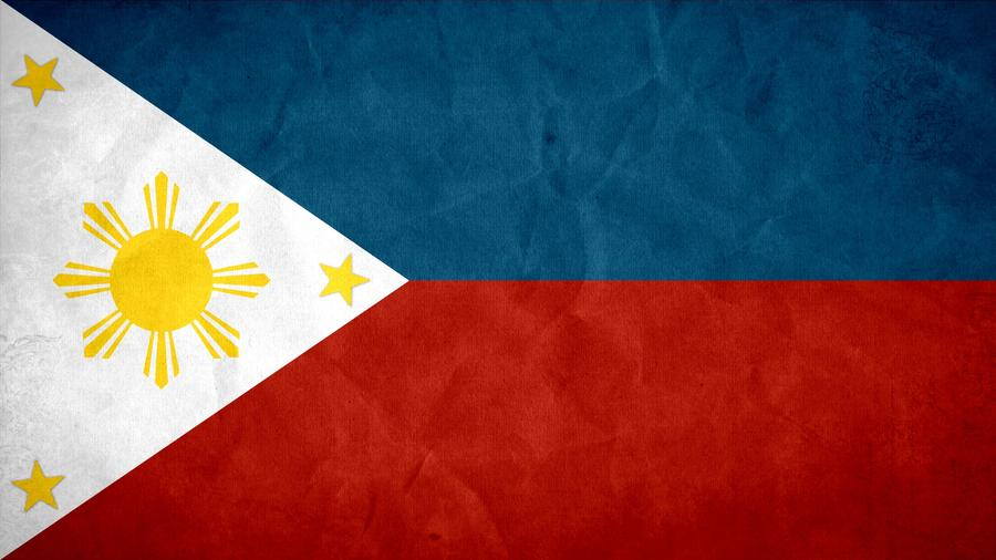 The National Flag Of The Philippines Displays A Sun With Eight Rays Each Representing A Philippine Province Filipino Flag Philippine Province Philippine Flag