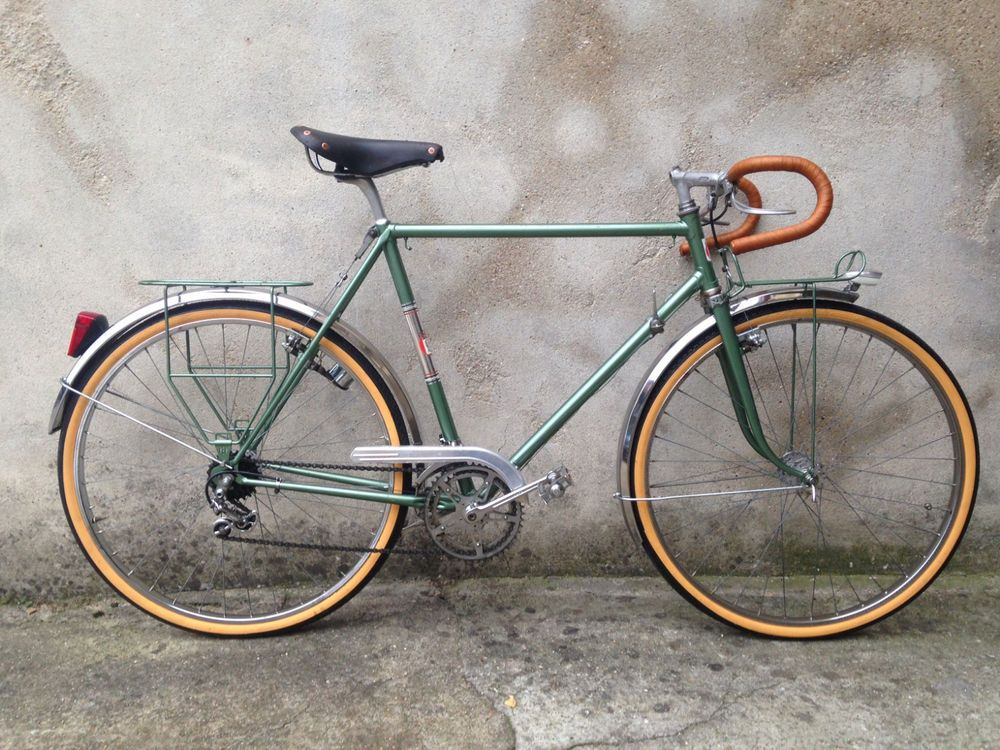 32a0c567302 VINTAGE MOTOCONFORT RANDONNEUR BIKE MOTOBECANE MADE IN FRANCE ROAD TOURING  | Sporting Goods, Cycling, Bicycles | eBay!
