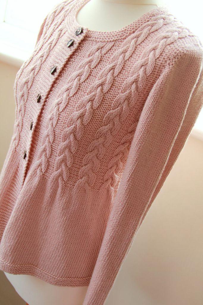 Ravelry Venezia Sport Cable Cardigan By Vera Sanon Knitting