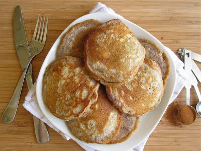Dollhouse Bake Shoppe: Cinnamon & Brown Sugar Pancakes