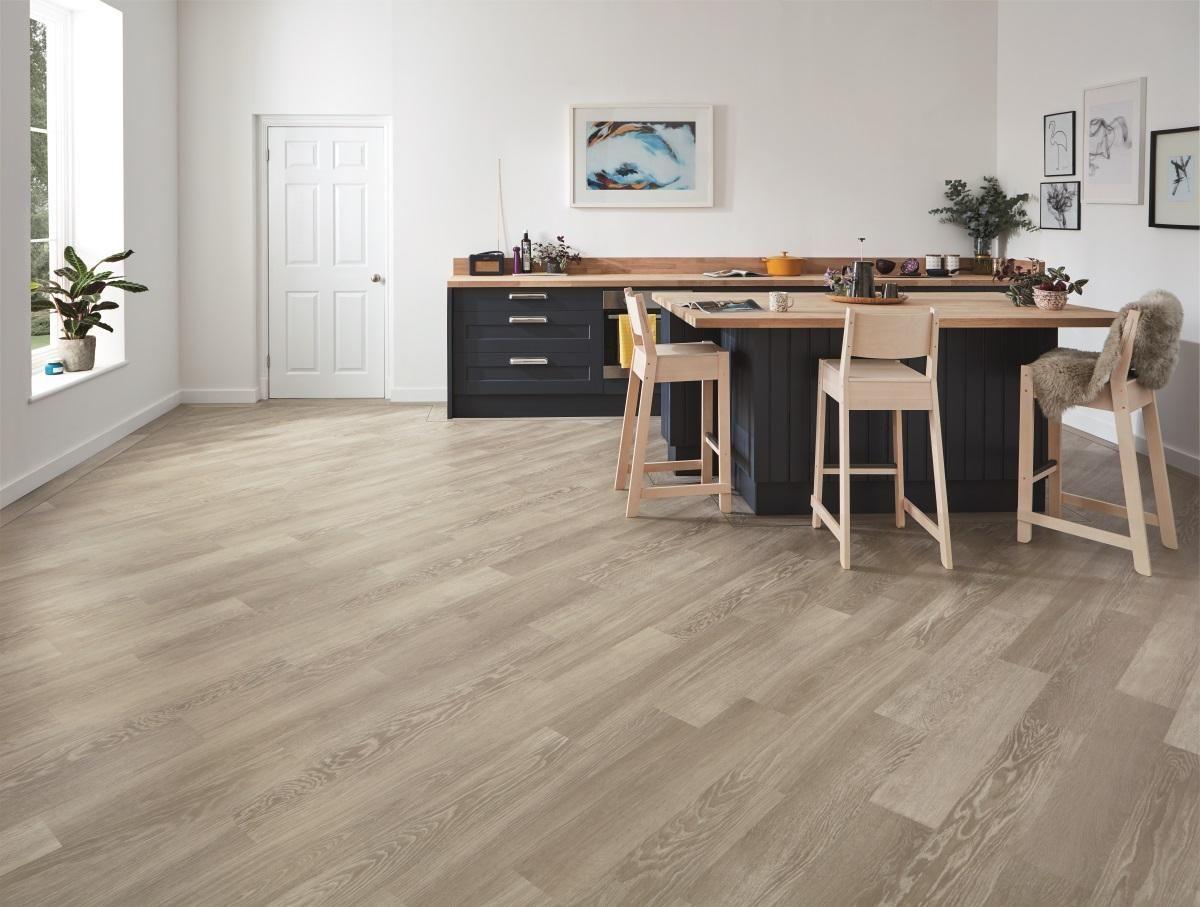 Karndean Knight Tile Grey Limed Oak Kp138 Vinyl Flooring Karndean Flooring Karndean Knight Tile Flooring