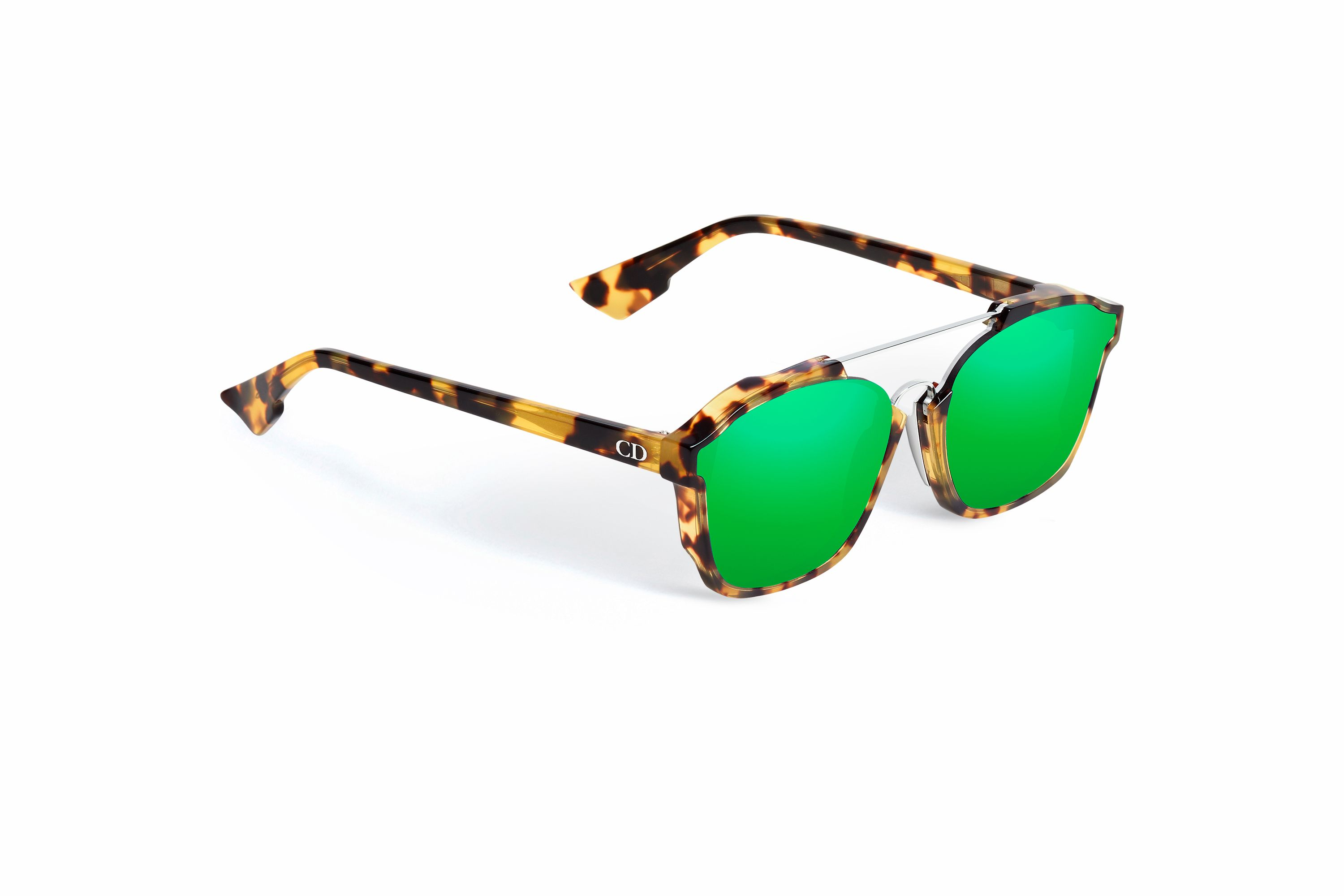 2e35027bcee7 dior abstract sunglasses green
