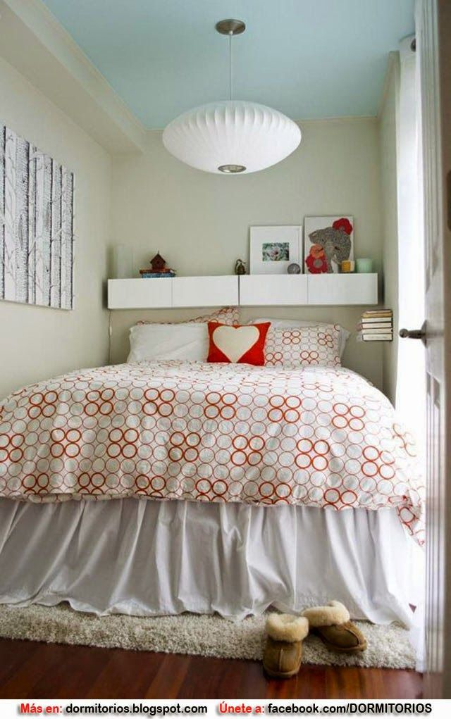 Dormitorios fotos de dormitorios im genes de habitaciones - Decoracion apartamentos pequenos ...