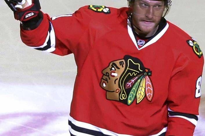 Should the Chicago Blackhawks change their logo?
