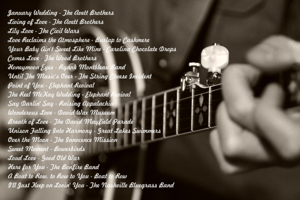 Bluegrass Newgrass And Folk Unique Acoustic Music For Weddings