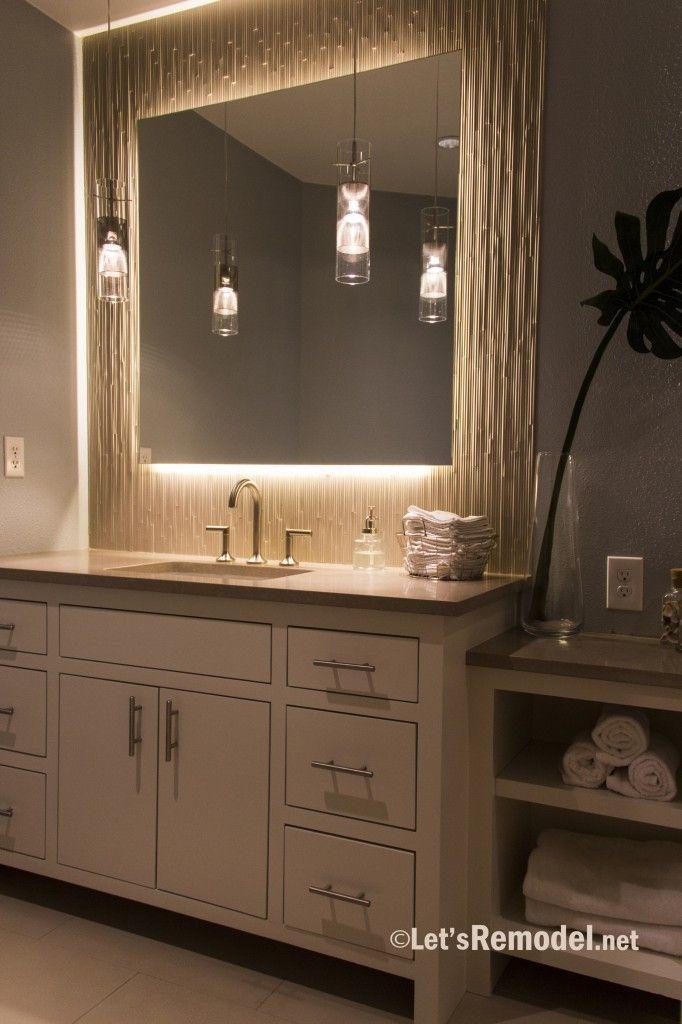 Backlit Mirror Bathroom Mirror Makeover Backlit Bathroom Mirror Unique Bathroom Mirrors